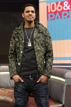 "J. Cole dishes on ""Power Trip"" and ""Born Sinner"" during his appearance on BET's ""106th and Park."" Check the out footage!"
