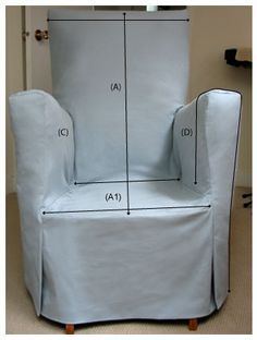 DIY Reupholstery for a glider or another regular chair. Found on Rock Paper Scissor Graphics.