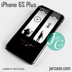 Twenty One Pilots Siluet Phone case for iPhone 6S Plus and other iPhone devices