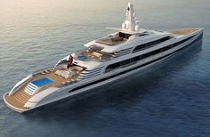 """Oceanco - Yachts for Visionary Owners - DP062 """"Virtus"""""""