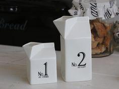 Naczynie na mleko No 2