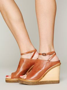 Free People Catalina Mule Wedge - OH MY Goodness!