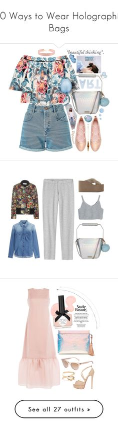 """""""20 Ways to Wear Holographic Bags"""" by polyvore-editorial ❤ liked on Polyvore featuring waystowear, holographicbags, Skinnydip, Miss Selfridge, Elizabeth and James, Topshop, Nadri, Vanessa Mooney, Sophie Bille Brahe and Johnny Loves Rosie"""