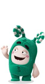 Oddbods Newt And Slick Ideas For The House Pinterest