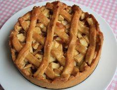 Gezond leven van Jacoline: Suikervrije appeltaart