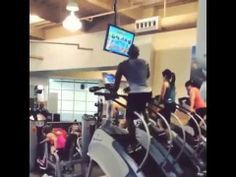 a gangsta funny cardio workout!!!