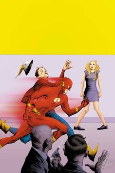 Convergence #0 - The Flash c.1949 by Jae Lee *