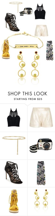 """""""fade to black"""" by letmeloveu31 ❤ liked on Polyvore featuring Posh Girl, Diane Von Furstenberg, Tory Burch, Betsey Johnson, Pour La Victoire and Vince Camuto"""