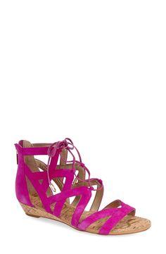 Sam Edelman 'Dawson' Lace-Up Sandal (Women)