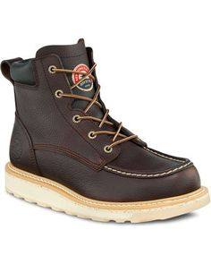 Red Wing Irish Setter Ashby Wedge 6
