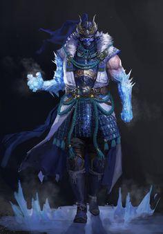 the technomancer grandmaster armor