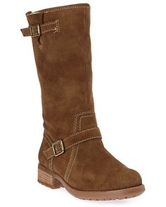 """7 For All Mankind """"Nova"""" Suede Boot"""