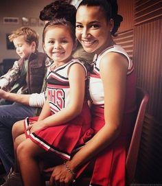 Mini Santana and Santana