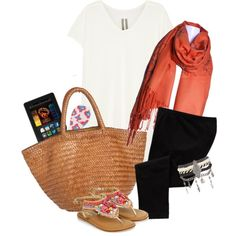 Transatlantic Flight by twintnmom-1 on Polyvore featuring polyvore fashion style Rick Owens Old Navy Accessorize Laggo Baja East