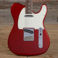 Fender American Standard Telecaster Candy Cola 2009 (s425)