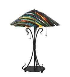Fused Glass lamps | QUALITY FUSED GLASS LAMPS*