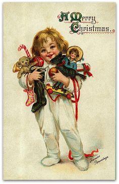 Art Symphony: Vintage Christmas Posters