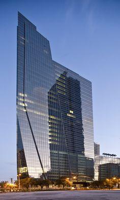 Miami's 1450 Brickell Building