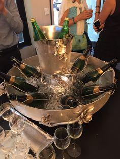 Christofle Champagne Vasque