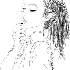 Hey guys, so I drew Acacia for my instagram.  Go check it out: instagram.com/thesarahelisabeth :)