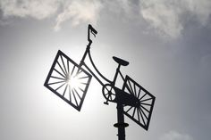 Modern outdoor steel sculpture by Pete Moorhouse Outdoor Sculpture, Garden Sculpture, Steel Sculpture, Public Art, Islamic Art, Art Education, Modern Contemporary, Art Work, Sculptures