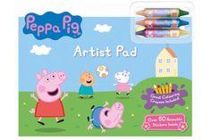 Set del Artista Peppa Pig por 10 euros