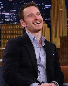 Michael Fassbender on the Tonight Show with Jimmy Fallon
