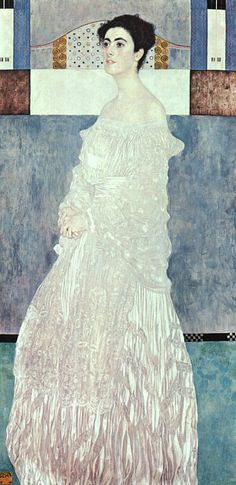 Portrait Of Margaret - By Gustav Klimt