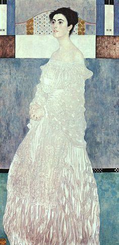 Portrait Of Margaret - By Gustav Klimt