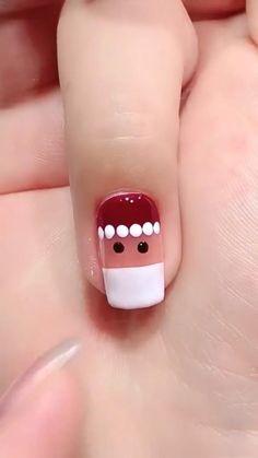 Nail Art Designs Videos, Nail Art Videos, Simple Nail Art Designs, Nail Designs, Gel Nails, Acrylic Nails, Nail Polish, Chloe Nails, Nail Art Printer