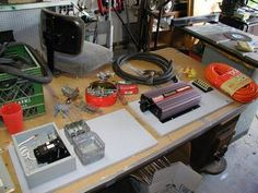 School Bus Conversion - Electrical