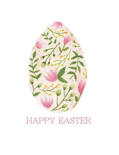 the painted arrow- free easter printable