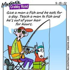 Maxine - Fishin'