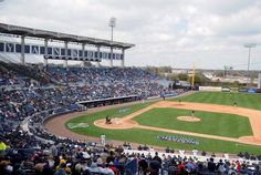 NY Yankees Spring Training, Steinbrenner FIeld, Tampa, FL