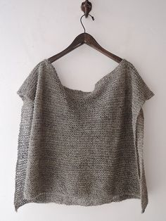 Diy Crafts - -The server can not find the requested page: Crochet Cowel, Diy Crochet And Knitting, Knitting Stiches, Crochet Shirt, Knitted Poncho, Easy Knitting, Natural Clothing, Creation Couture, Knitwear Fashion