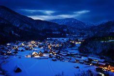 A Blue Winter