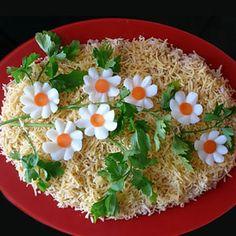 оформление салатов - Поиск в Google