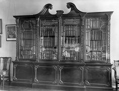 Chippendale Bookcase c. 1764
