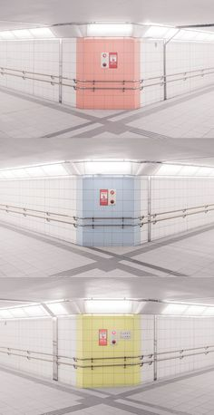 Pedestrian underpass in Kanazawa | © Jan Vranovsky, 2015