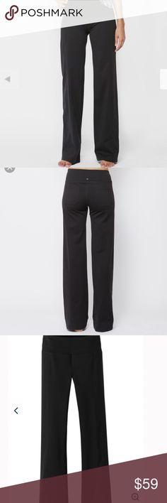 PrAna Julia Pants Black Sz Small Regular NWT $80 Black Regular inseam Classic rise  Size small Julia fit Pants  No trades Prana Pants Track Pants & Joggers