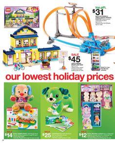 Target - Sale starts November 17, 2013 - November 23, 2013 November 23, Lego Friends, Fisher, Target, Holiday, Vacations, Holidays, Target Audience, Vacation