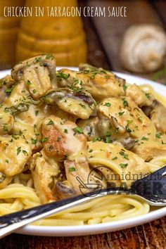 This chicken cooked in a rich and delicate tarragon cream sauce is ready in 30 minutes.  The family will love this and so will guests! Tarragon & Chicken Tarragon is a great herb to use with chicken. Not many people realize this. That included me until a chef friend used it to flavor his broiled...Read More »