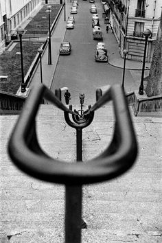 #photography - Paris, France by Sergio Larrain