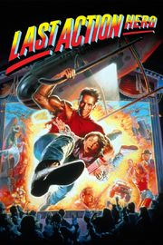 DHS- Last Action Hero 1993 main movie poster Action Movie Poster, Iconic Movie Posters, Movie Poster Art, Iconic Movies, Last Action Hero, Iron Man, Film D'action, Best Action Movies, Cinema