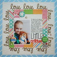 Becki Adams: Love for Little Critter