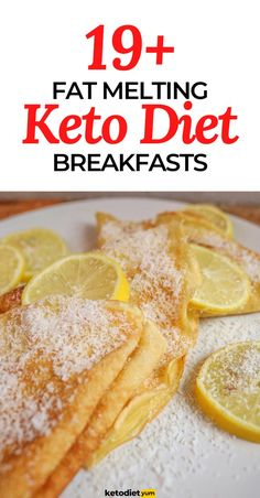 A delicious and healthy, low-carb keto breakfast is a great way to start your day while keeping your body in the fat-burning state of ketosis.