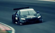 [Honda NSX Concept GT drives at Suzuka Circuit - Autoweek] #HondaNews #HondaRacing