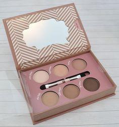 Essence how to make matt eyes make-up box geöffnet