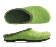 Lana, Slippers, Interiors, Multi Coloured Slippers, Felting, Stones, Nice Asses, Slipper, Flip Flops