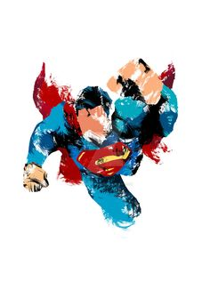 Superman by ALmighty1080 on DeviantArt